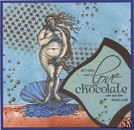 chocolate venus