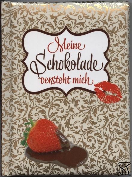 meine Schokolade versteht mich