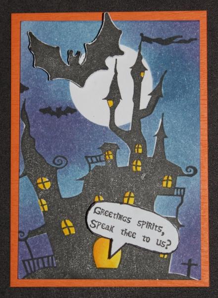Halloween 2011 Haus