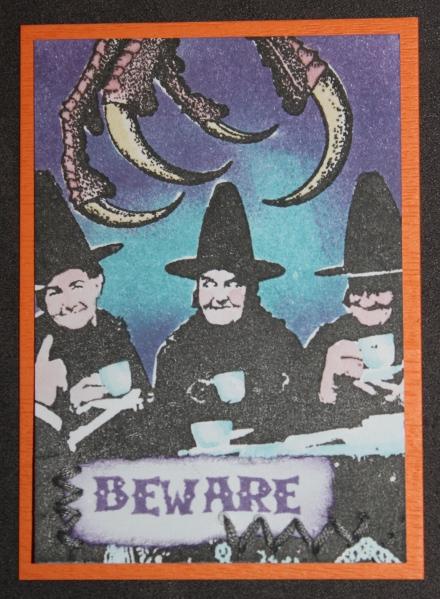 Halloween 2011 Hexen