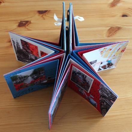 Sternbuch von oben