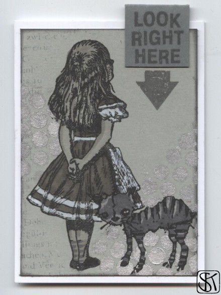 Alice true colours