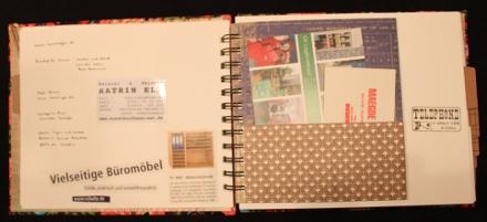 Smashbook 3 - volle Seite