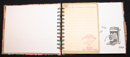 Smashbook 4 - leere Seite