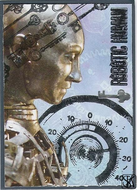 Steampunk ATC 4 Hugos Maschinenmann
