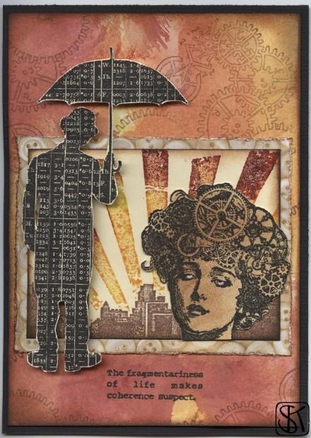 steampunk... fragmentariness