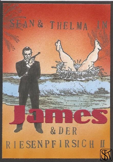 klein James & Riesenpfirsich