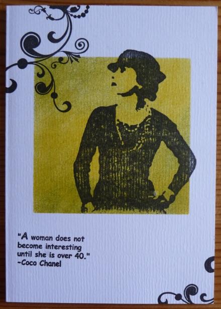 schlicht - a woman