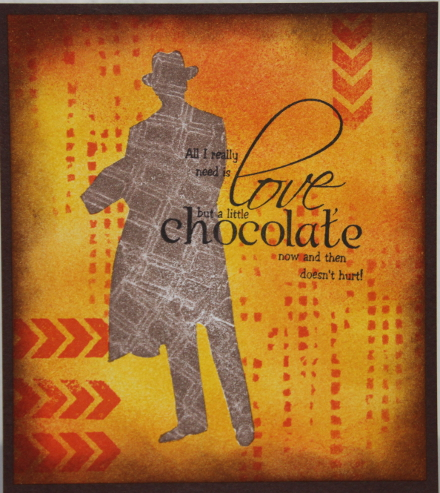Schokolade oder Liebe