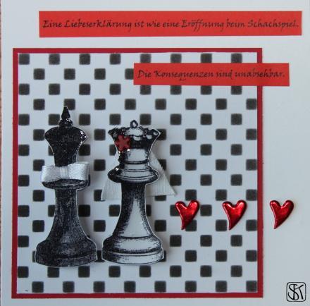 Schachhochzeit