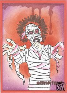 Zombie stinkfaul