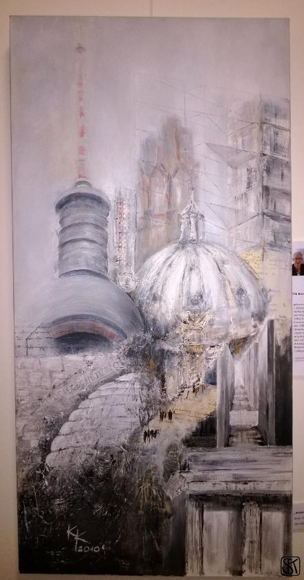 Ausstellung JM 9 - Impressionen