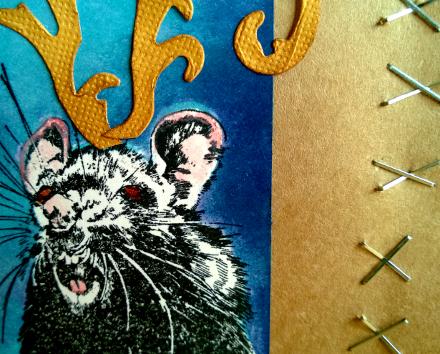 Scrooged Detail 2