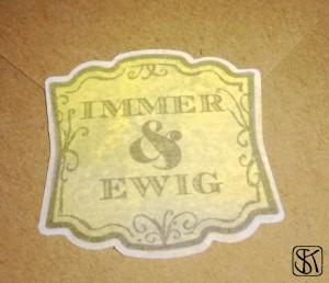 Hochzeit Foto - Detail Umschlag
