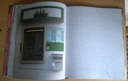 Walls Notizbuch 3