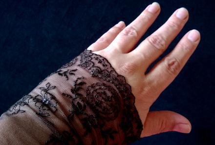 Handstulpen - aus Remagen