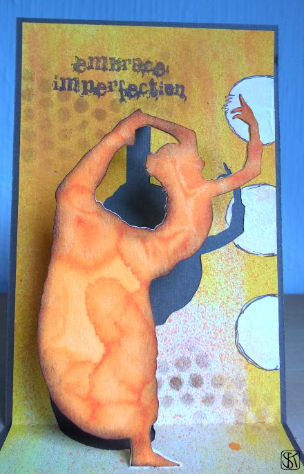 Yoga Silhouette Front