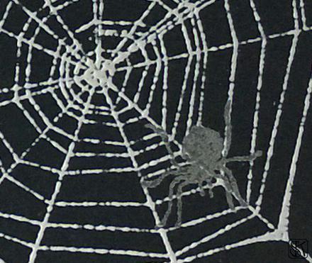 02 feb childhood heroes silver spider