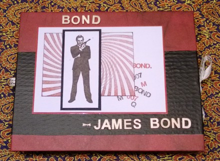 Bond Book - cover