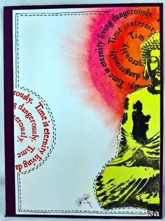 04 - apr Buddha's birthday - card only